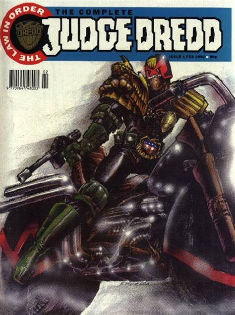 judge dredd the complete judge dredd comics comic vine