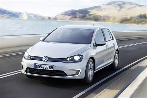 Volkswagen Golf E by 2015 Volkswagen E Golf Front Three Quarters View Photo 14