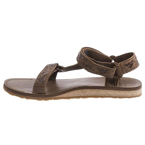 teva leather sandals teva original universal crafted leather sandals for