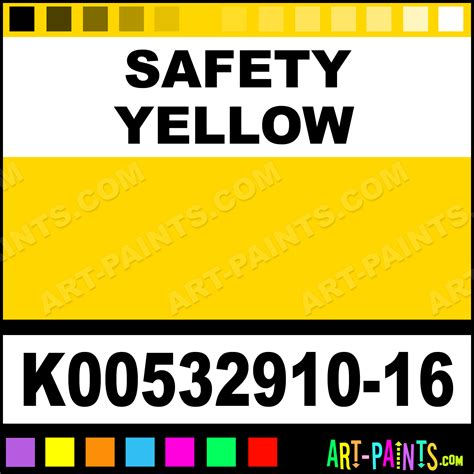 safety yellow industrial alkyd enamel paints k00532910 16 safety yellow paint safety yellow