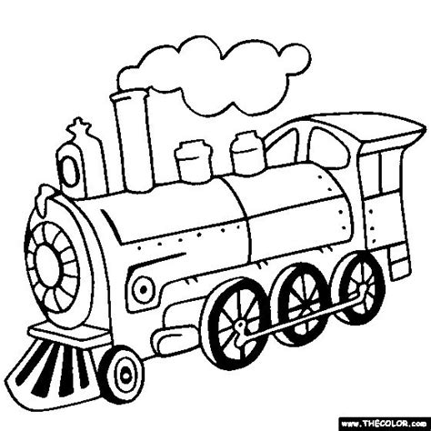 coloring page train engine 19 best dream train drawing images on pinterest train