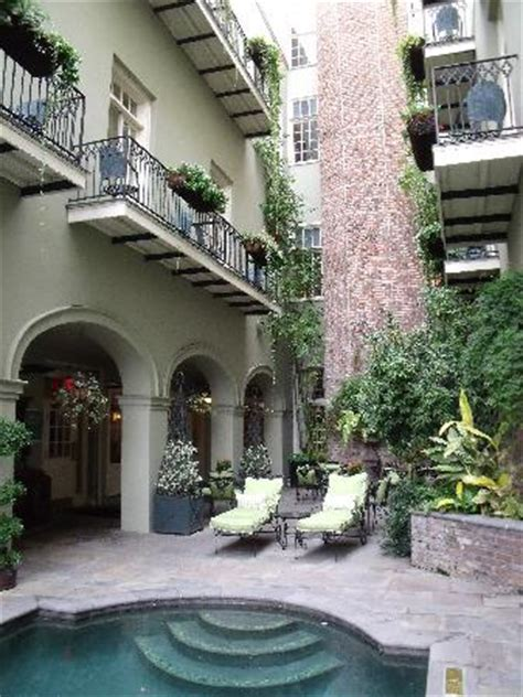 bienville house pool courtyard picture of bienville house new orleans tripadvisor