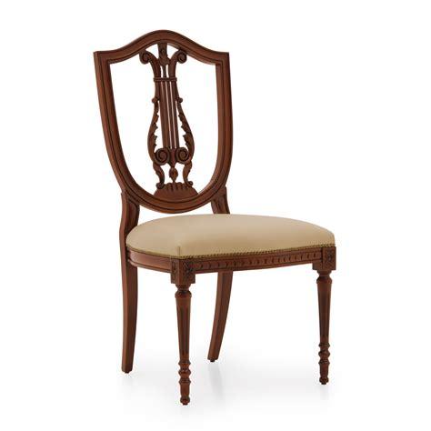 sedie in stile classico sedia in legno stile classico violino sevensedie