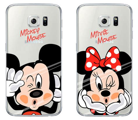 Mickey And Minnie Z1113 Xiaomi Mi Max 2 Print 3d capa minnie e mickey transparente samsung s8 s8 plus the cases market