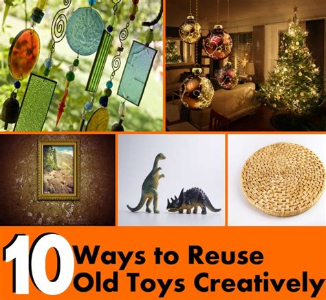 10 ways to reuse toys creatively diy home things