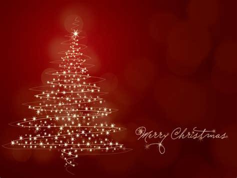 Merry Christmas Tree With Santa » Home Design 2017