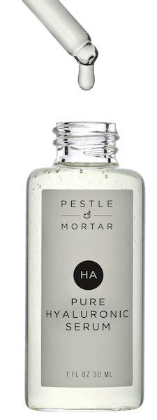 Pestle And Mortar Hyaluronic Serum pestle mortar hyaluronic serum beauty411