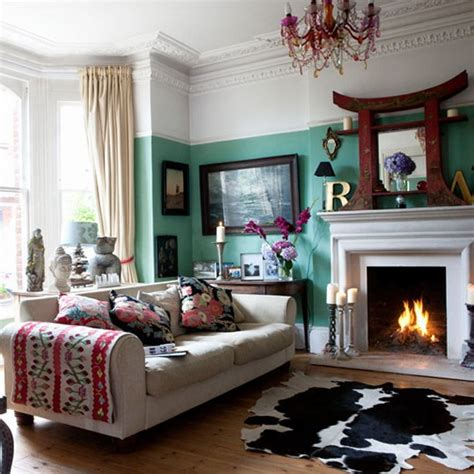 eclectic modern living room bohemian eclectic boudoirs bkcsquared