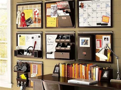 how to organize your desk 11 ideas for the home office