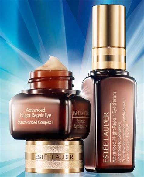 Estee Lauder Repair Serum estee lauder advanced repair eye launch august