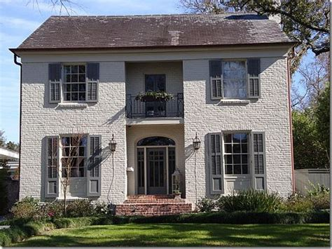 colored brick house search exterior inspiration colors and