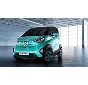 Baojun E100 Electric Car Launches  GM Authority