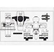 Stormtrooper Paper Toy Template By Ditch Scrawls On DeviantArt