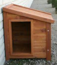 door house for the pups
