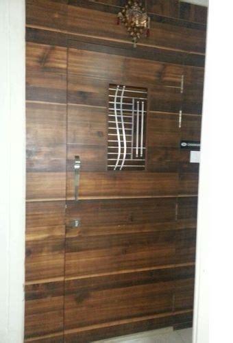 home furniture wooden safety door manufacturer mumbai