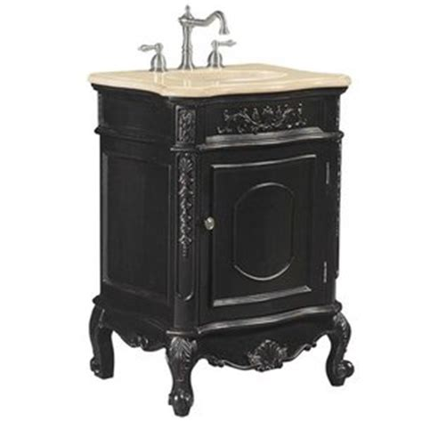 Black Antique Vanity by Black Vanities For An Easy Modern Twist On Any Bathroom Decor