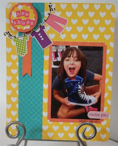simple scrapbook layout designs 40 pretty and cool scrapbook ideas