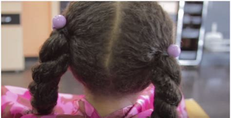 easy hairstyles dads can do easy natural curly hairstyles for girls that any dad can