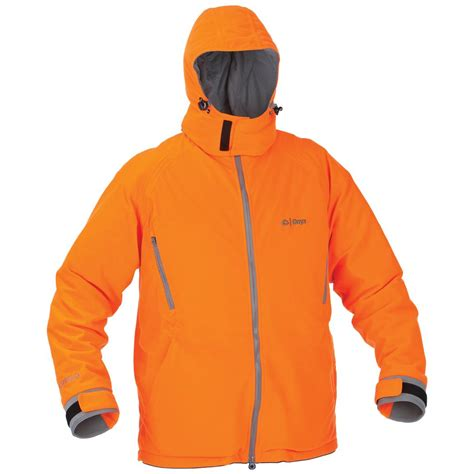onyx arcticshield 174 performance fit waterproof jacket blaze orange 301265 blaze
