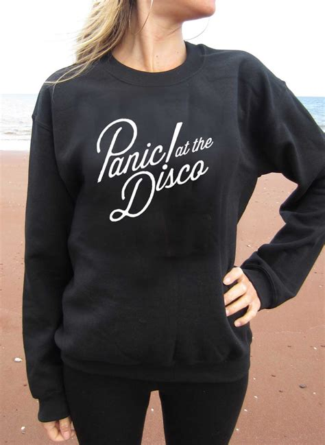 Preorder Sweater Bayi Unisex High Quality panic at the disco sweater sweatershirt unisex high quality gift day s