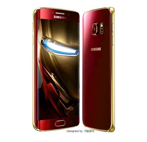 Samsung S6 Ironman Limited Edition rumor will samsung launch a galaxy s6 edge iron