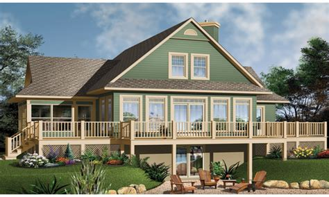 one story lake house plans lake house plans with screen porches lake house plans with