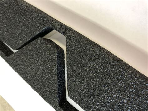 foam eaves fillers profile    pack