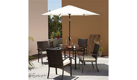 Jakarta Patio Set by Jakarta 6 Patio Dining Set Garden Furniture