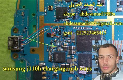 Ic Power Samsung J1 samsung galaxy j1 ace j110h charging solution jumper