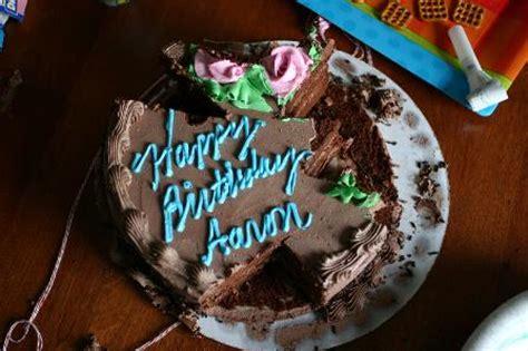 Random Thoughts Its My Birthday Aaron Cake | ok go