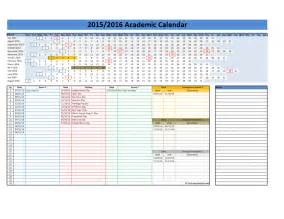 2015 16 Academic Calendar Template by Search Results For Free Printable Academic Calendars 2015