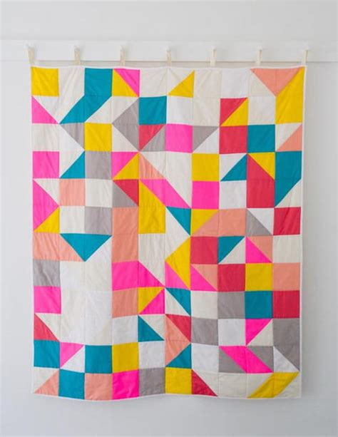 miami connections block quilt tutorial favequilts