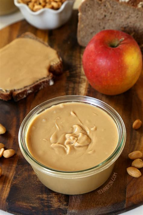 how to make peanut butter in only 5 minutes texanerin