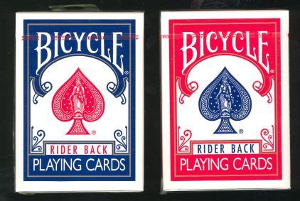 bicycle rider back card box template 12 new decks bicycle cards rider back