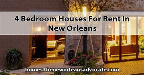 house for rent in new orleans 4 bedroom houses for rent in new orleans