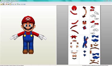 Nintendo Papercrafts - image gallery nintendo papercraft