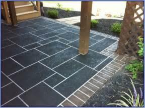 Attractive Concrete Floor Paint Lowes #6: Painting-concrete-patio-stencil.jpg