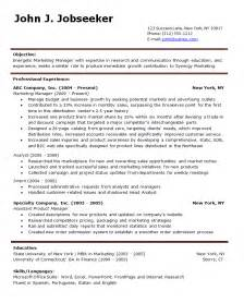 Exles Resumes by House Cleaning Exle How To Write A House Cleaning Resume