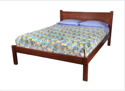 bedworks of maine solid wood beds and bedroom furniture