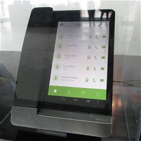 acer、android 搭載の卓上固定型電話「abtouchphone」開発中   gpad