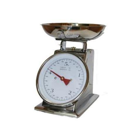 balance de cuisine 駘ectronique balance m 233 canique de cuisine inox trend up achat