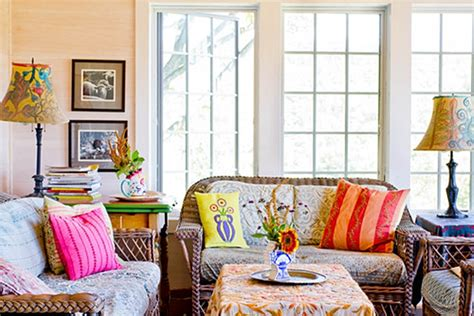 boho chic style are you a fan town amp country living