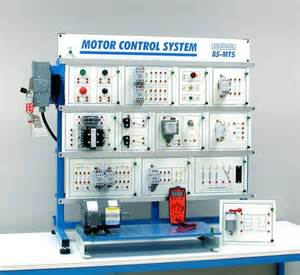 ac electric motors control systems training amatrol