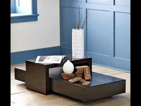 cool modern coffee table decor ideas https besideroom com modern coffee table design unique cafe tables youtube