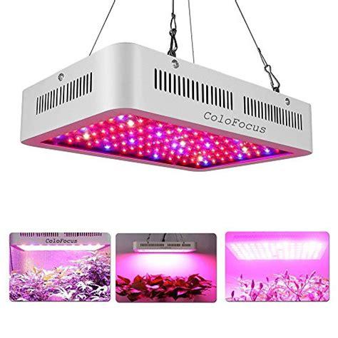 led grow light kits colofocus colofocus 600w led indoor plants grow light kit