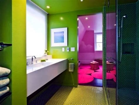 Colorful Bathroom Ideas by Colourful Bathroom Designs For Inspiration Interior