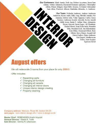 flyer design name 24 business marketing flyer templates free download