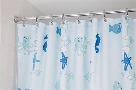 underwater shower curtain new croydex underwater world textile shower curtain