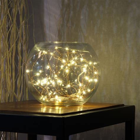 light string diy string light centerpiece ls home designing