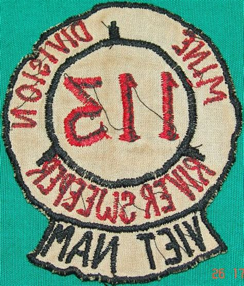 mine division 113 river sweeper pocket patch navy coast